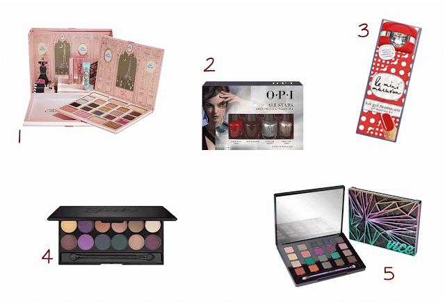 Noël 2015 : Idées cadeaux (pour femme) maquillage