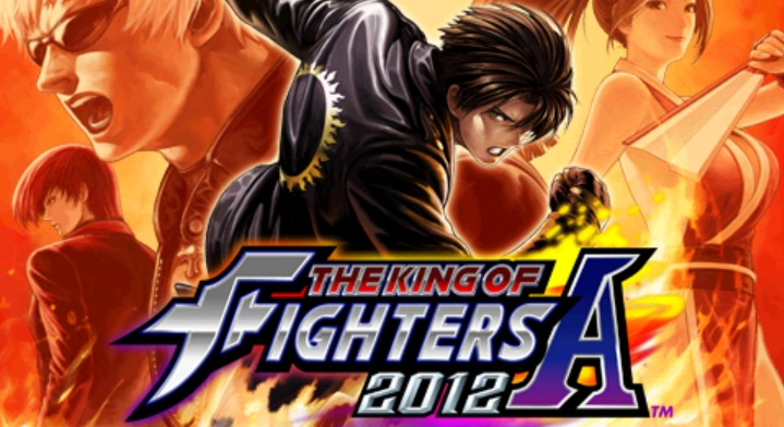 THE KING OF FIGHTERS-A 2012 v1.0.1 APK + SD Android