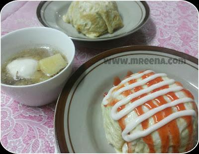 Nasi Goreng Pattaya Dan Sup Telur