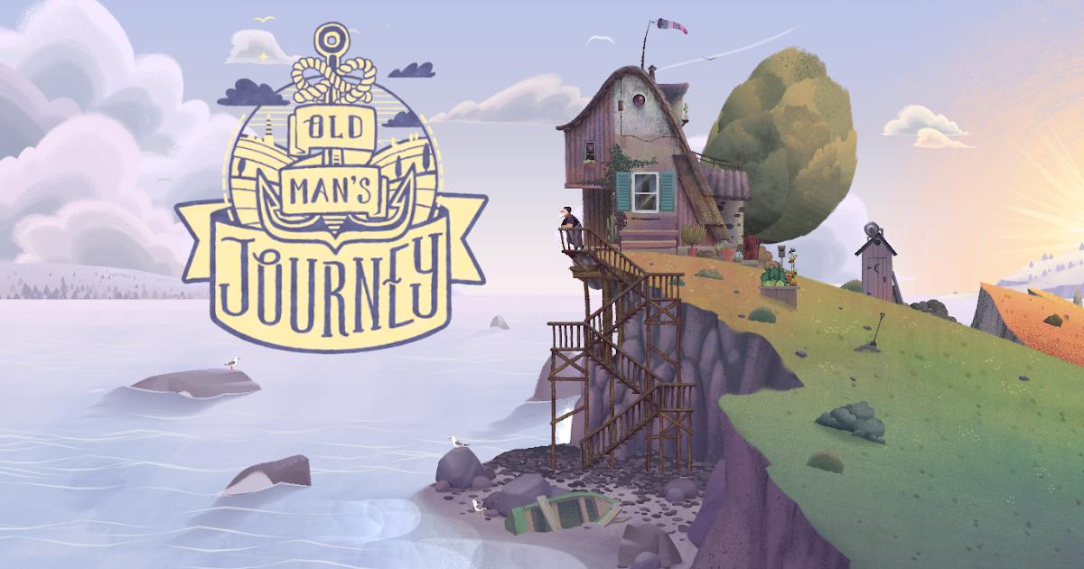 Old Man's Journey 你不是買一個遊戲,而是收藏一本經典童書