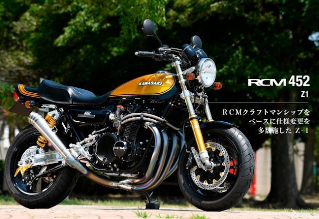 Sanctuary RCM 452 - Kawasaki Z1