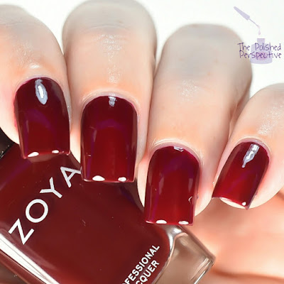 zoya courtney swatch