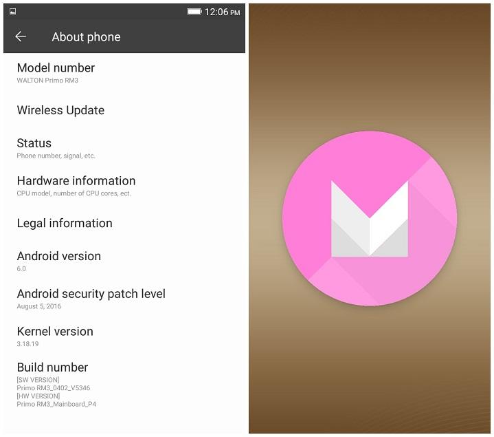 Primo RM3 review OS