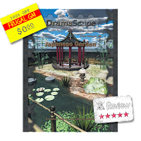 Frugal GM Review: Dramascape Japanese Garden