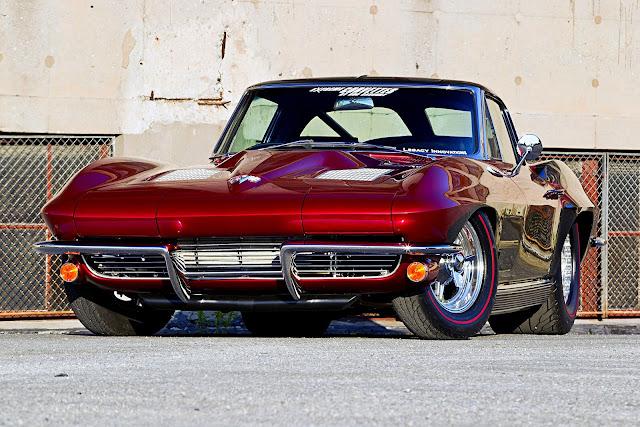 1963 Chevrolet Corvette Coupe - #Chevrolet #Corvette #Coupe #classiccar #musclecar