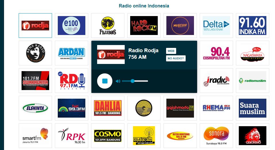 Radio Internet Online