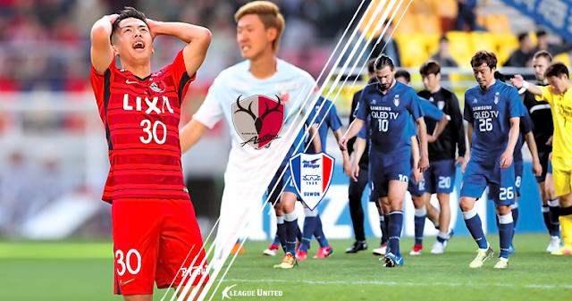 ACL Writers' Chat: Kashima Antlers vs Suwon Samsung Bluewings