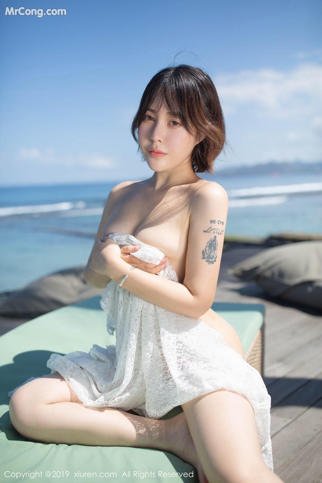 Image XIUREN-No.1612-Evelyn-Ai-Li-MrCong.com-007 in post XIUREN No.1612: Evelyn (艾莉) (91 ảnh)