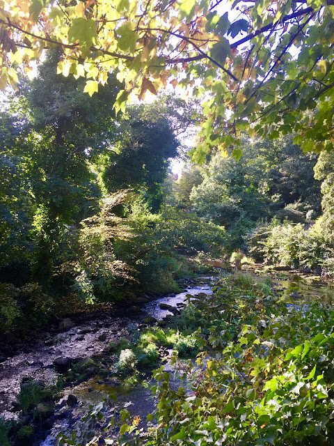 Water of Leith walkway, Edinburgh hidden gems