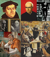 Αποτέλεσμα εικόνας για Παπισμό πολύ περισσότερο ισχύει και για τον Προτεσταντισμό,