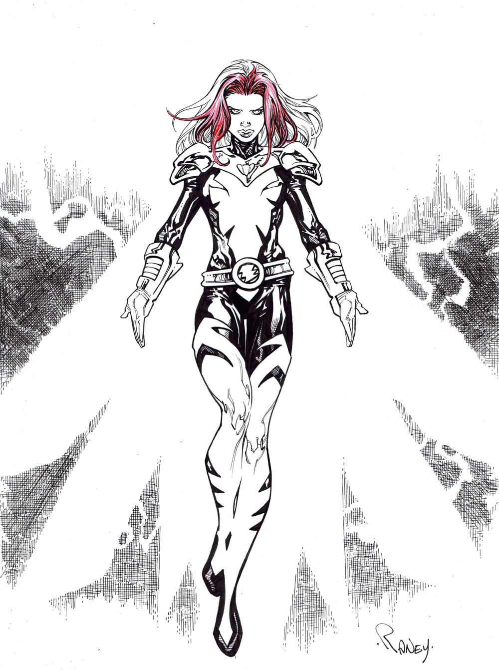 Songbird Marvel Comics