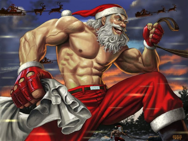 Funny santa clause images