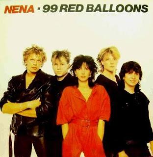 Nena - 99 Luftballons okładka singla