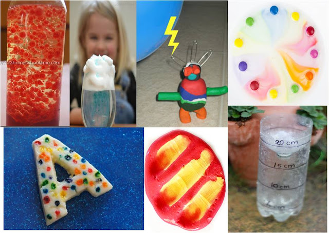rainy day science activities for kids