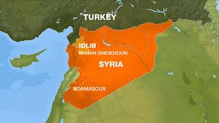 Τα «Λευκά Κράνη», μια MKO, κατασκεύασαν την χημική επίθεση στην Συρία