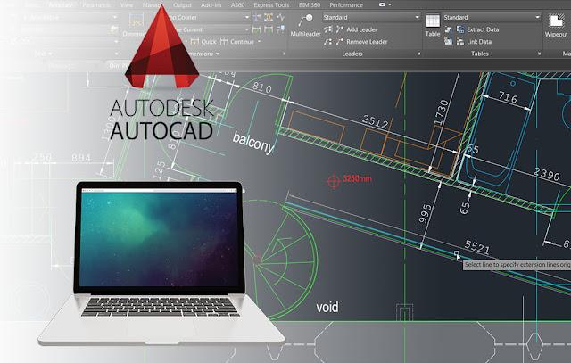 Spesifikasi Minimum untuk setiap versi AutoCAD Baru & Lawas