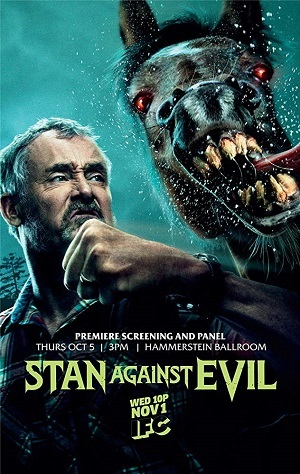 Stan Against Evil - 2ª Temporada Legendada Séries Torrent Download capa