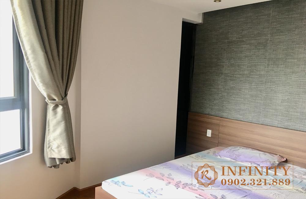 giá bán căn hộ the everrich infinity  - phòng ngủ
