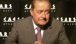 Bob Arum's Top Rank Promotions has offered to promote a proposed Donald Trump