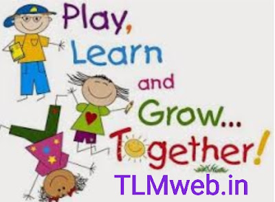 Teaching Learning Material (TLM) Module for class1- 5th English