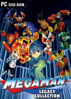 Descargar Mega Man: Legacy Collection [PC] [Full] [1-Link] [Español] Gratis [MEGA]