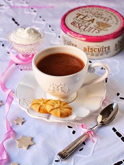 cioccolata calda ricetta