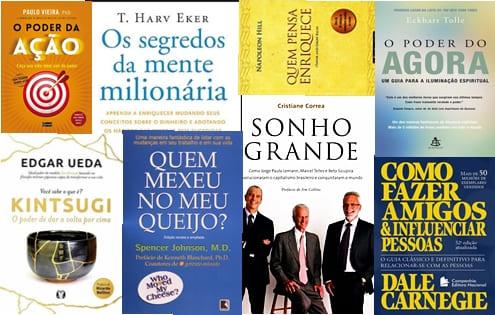 Os melhores livros de empreendedorismo e sucesso
