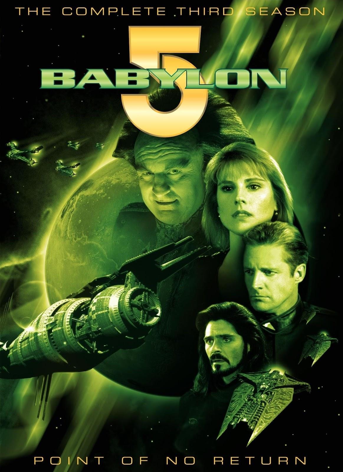 Babylon 5 Episoden