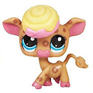 Littlest Pet Shop 3-pack Scenery Cow (#2307) Pet