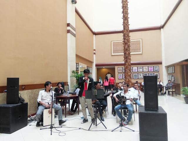Denngarin musik di kriyanusa