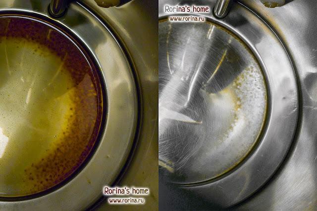 Чем отчистить чайник от накипи?