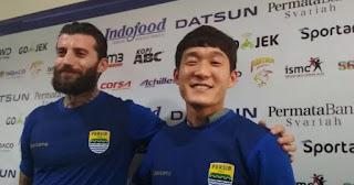 Persib Bandung Resmi Perkenalkan Bojan Malisic dan Oh In-Kyun, Igbonefo Sudah Deal
