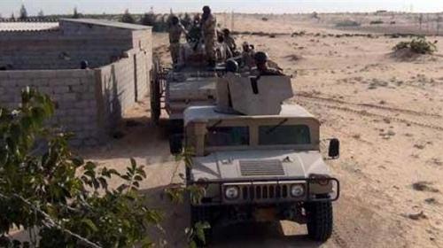 القناصة في سيناء مازالت تقتل جنودنا