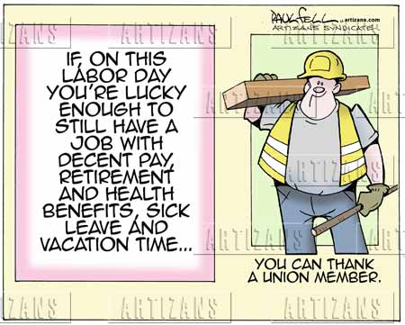 Thank A Union Member via http://transgriot.blogspot.com/