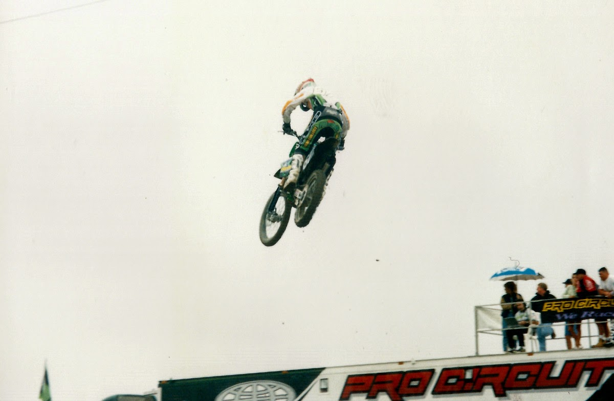 Nick Wey High Point 1998