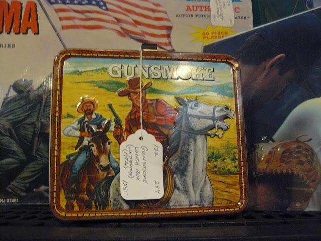 SCRANBERRY COOP : Vintage Gunsmoke Metal Lunch Box, at ...