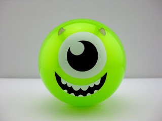 monsters inc mike wazowski ball