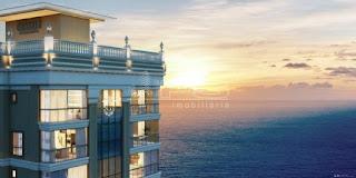 ref: 1413 - Marie Antoinette Residencial - 4 suítes - Quadra do Mar - Meia Praia - Itapema/SC