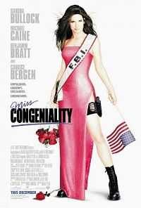 Miss Congeniality - 300MB Dual Audio Movie Download