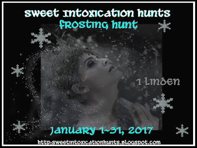 Frosting Hunt ~ Hints & Pitctures
