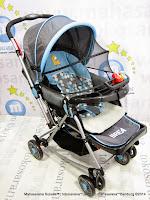 Kereta Bayi Does DS296 Brea - Hadap Depan atau Belakang