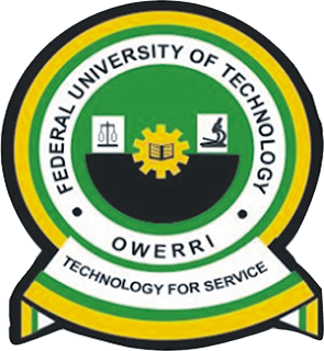 FUTO Official Cut off Mark 2019