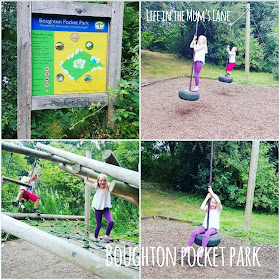 Parks and Playgrounds in Northamptonshire - Boughton Pocket Park
