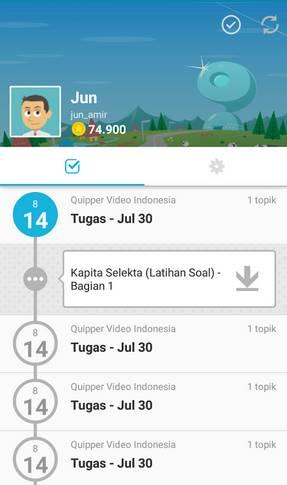 Cara Daftar Quipper Video Lengkap di Aplikasi Resmi Android