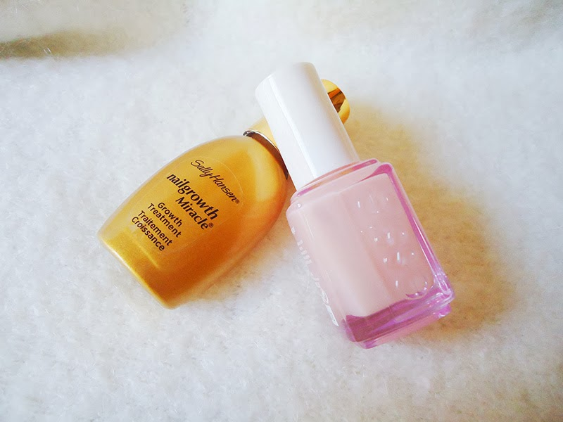 Favorite nail care products