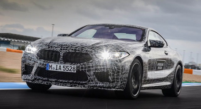 The BMW M8 Coupé 2020 with its regular versions and the stylish Bavarian-made Compiegne and the Rocket have become close