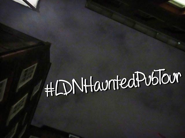 london haunted pub tour