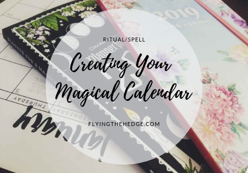 Creating Your Magical Calendar