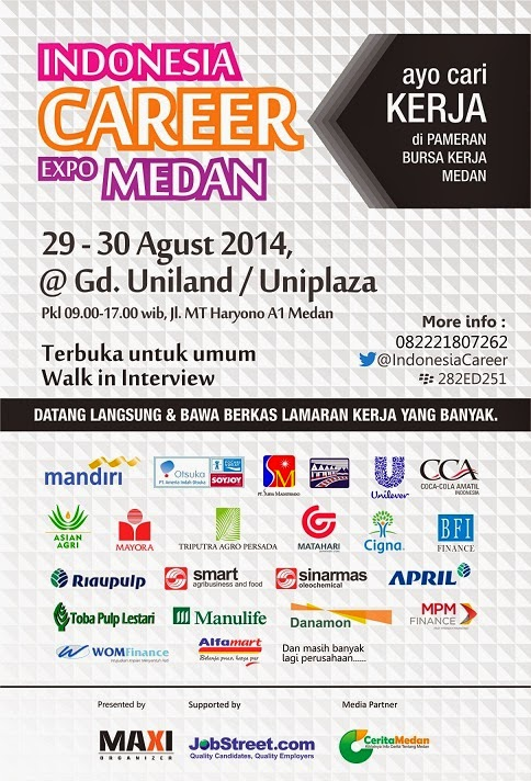 Indonesia Career EXPO Medan