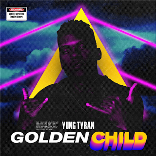 [feature] Yung Tyran - Golden Child EP